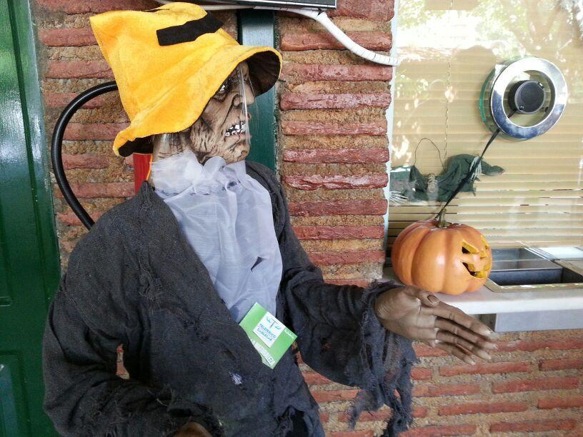 Halloween in Benalmadena Cable Car