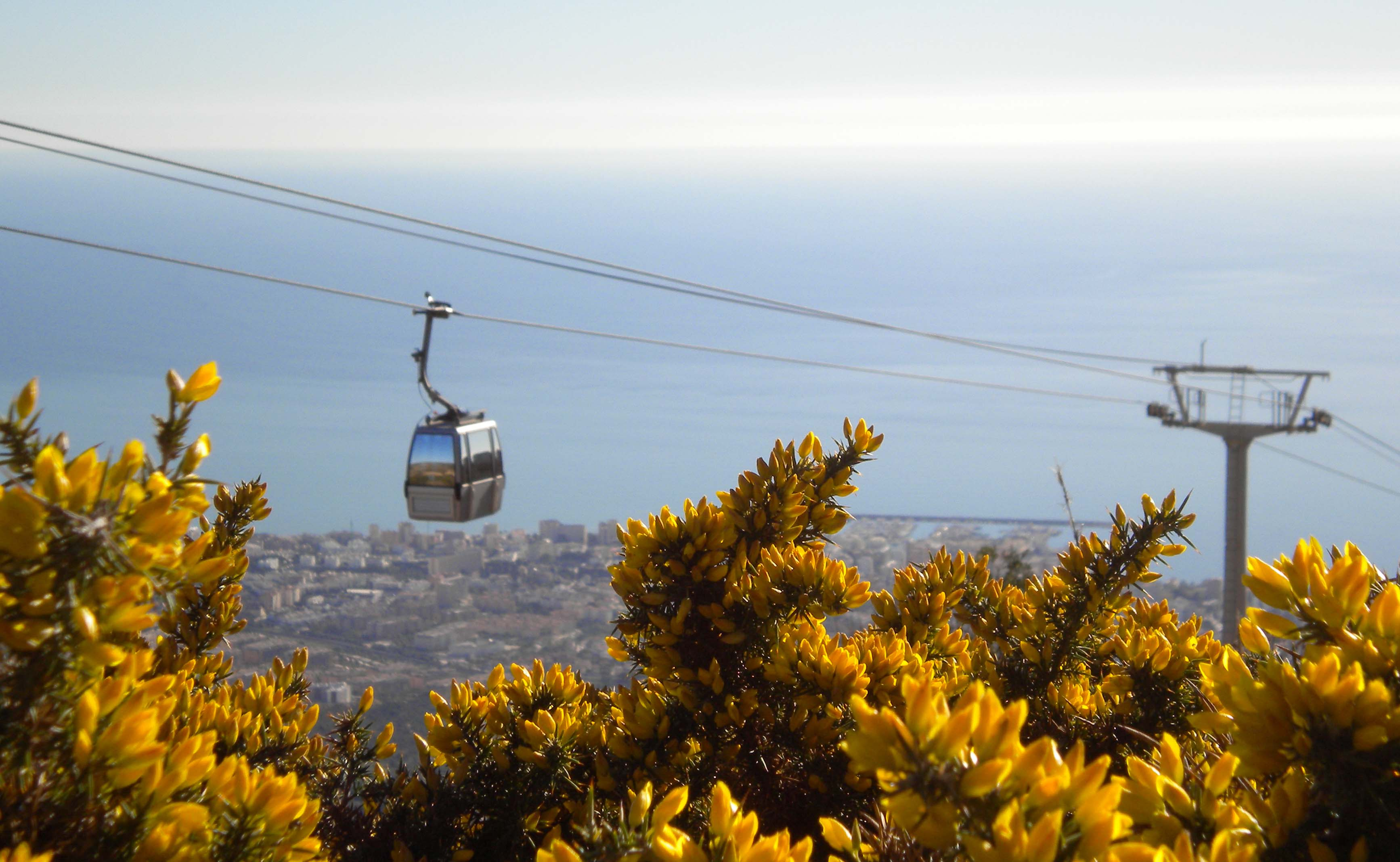 Benalmádena Cable Car offer the most complete leisure offer on the Costa del Sol