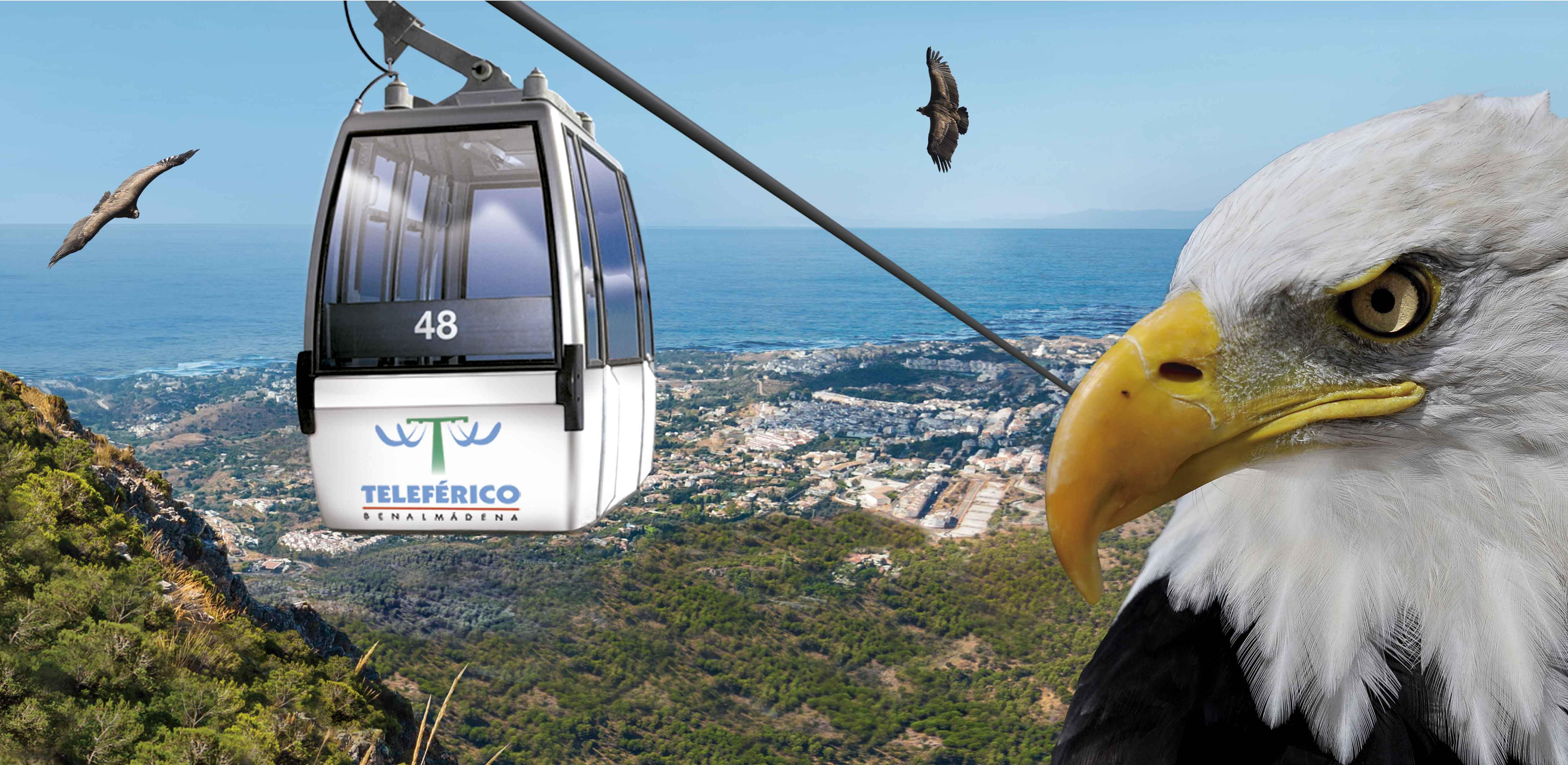 THE 2017 SEASON HAS ALREADY STARTED AT BENALMÁDENA CABLE CAR!